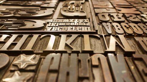 font branding